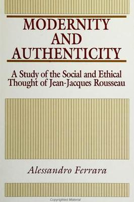 Modernity and Authenticity