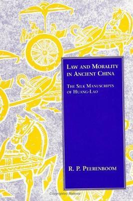 Law and Morality in Ancient China