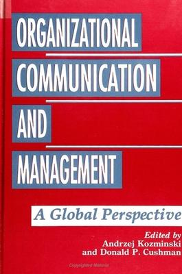 Organizational Communication and Management