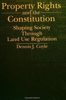 Property Rights and the Constitution