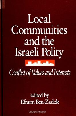 Local Communities and the Israeli Polity
