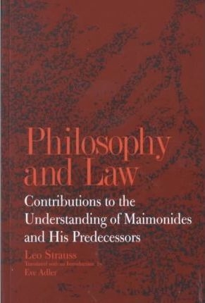 Philosophy and Law