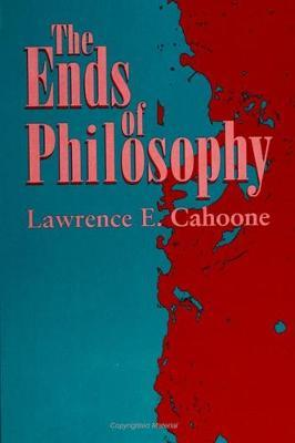 The Ends of Philosophy