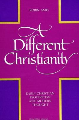 A Different Christianity