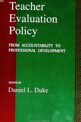 Teacher Evaluation Policy