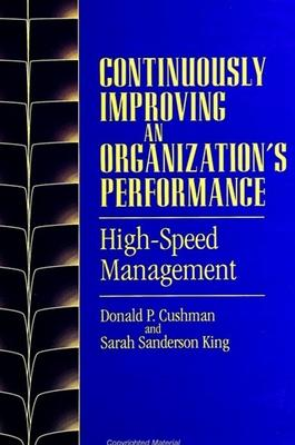 Continuously Improving an Organization's Performance