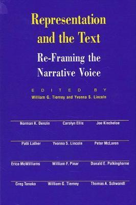 Representation and the Text: Re-Framing the Narrative Voice