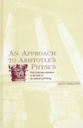 An Approach to Aristotle's Physics