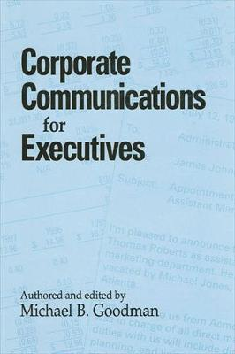 Corporate Communications for Executives