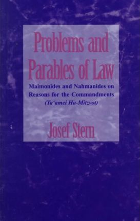 Problems and Parables of Law