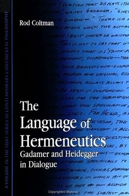 The Language of Hermeneutics