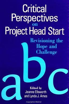 Critical Perspectives on Project Head Start