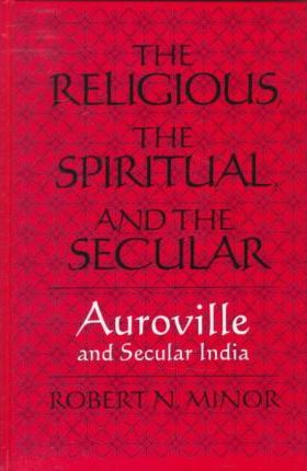 The Religious Spiritual, and the Secular