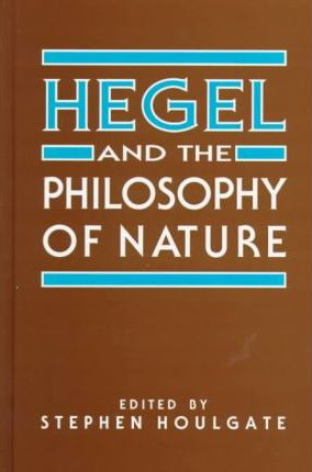 Hegel and the Philosophy of Nature