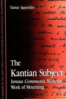 The Kantian Subject