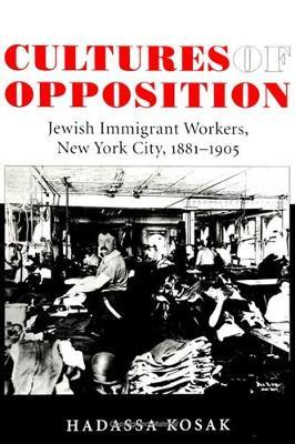 Cultures of Opposition