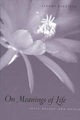 On Meanings of Life