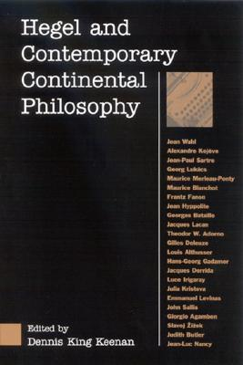 Hegel and Contemporary Continental Philosophy