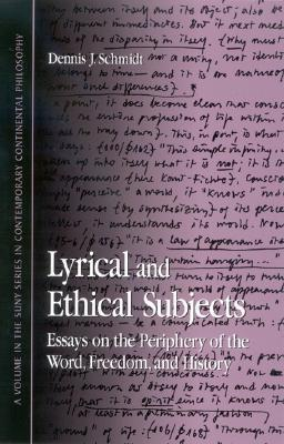 Lyrical and Ethical Subjects