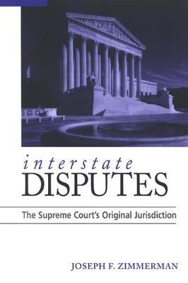 Interstate Disputes