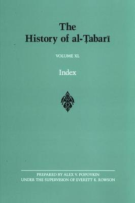 The History of al-Tabari Volume XL