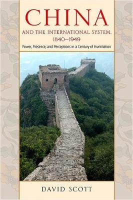 China and the International System, 1840-1949