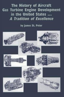 The History of Aircraft Gas Turbine Engine Development in the United States