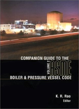Companion Guide Asme Bpvc: Criteria and Commentary Select