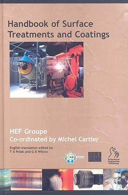Handbook of Surface Treatments and Coatings