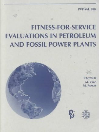 FITNESS-FOR-SERVICE EVALUATIONS IN PETROLEUM AND FOSSIL POWER PLANTS (H01161)