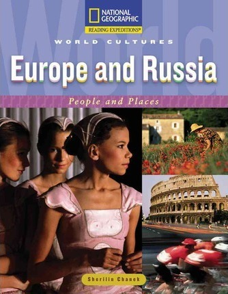 Reading Expeditions (World Studies: World Cultures): Europe and Russia: People and Places