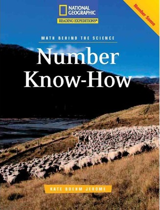 Reading Expeditions (Science: Math Behind the Science): Number Know-How
