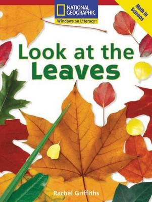 Windows on Literacy Emergent (Math: Math in Science): Look at the Leaves