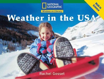 Windows on Literacy Fluent (Math: Math in Science): Weather in the U.S.A.