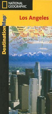 Los Angeles Destination Map