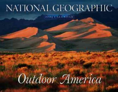 Outdoor America 2004 Wall Calendar