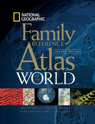 """""""National Geographic"""" Family Reference Atlas of the World"""