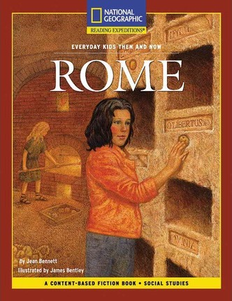 Content-Based Chapter Books Fiction (Social Studies: Everyday Kids Then and Now): Rome
