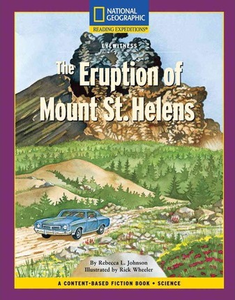 Content-Based Chapter Books Fiction (Science: Eyewitness): The Eruption of Mount St. Helens