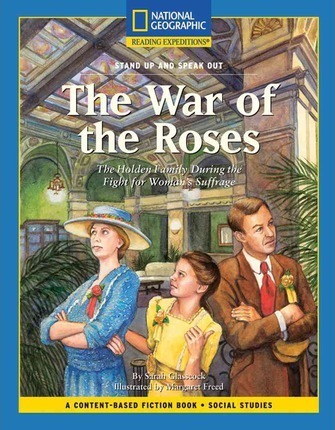 Content-Based Chapter Books Fiction (Social Studies: Stand Up and Speak Out): The War of the Roses