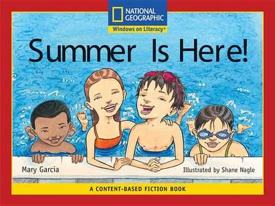 Content-Based Readers Fiction Emergent (Science): Summer Is Here!