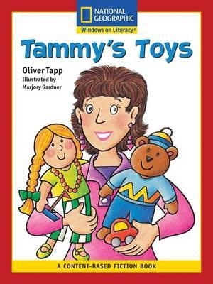 Content-Based Readers Fiction Emergent (Science): Tammy's Toys