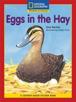 Content-Based Readers Fiction Emergent (Math): Eggs in the Hay