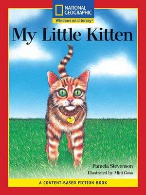 Content-Based Readers Fiction Emergent (Science): My Little Kitten