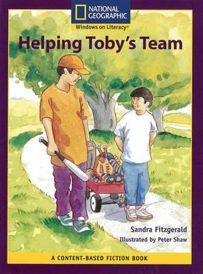 Content-Based Readers Fiction Early (Science): Helping Toby's Team