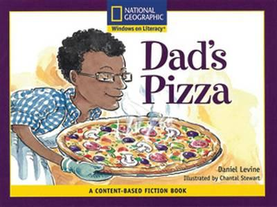 Content-Based Readers Fiction Early (Social Studes): Dad's Pizza
