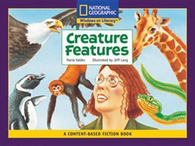 Content-Based Readers Fiction Early (Science): Creature Features