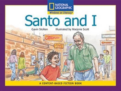 Content-Based Readers Fiction Early (Social Studes): Santo and I