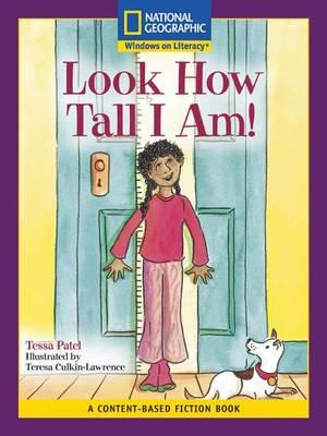 Content-Based Readers Fiction Early (Math): Look How Tall I Am!