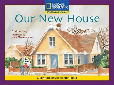 Content-Based Readers Fiction Early (Social Studes): Our New House